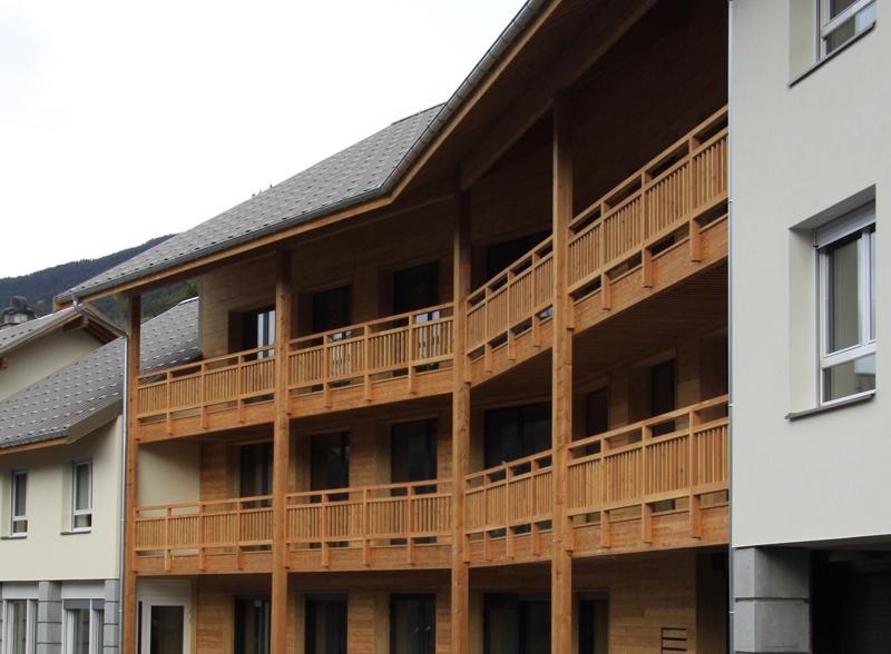 atelier d 39 architecture dufayard logement foyer de vie chantoiseau brian on 05. Black Bedroom Furniture Sets. Home Design Ideas