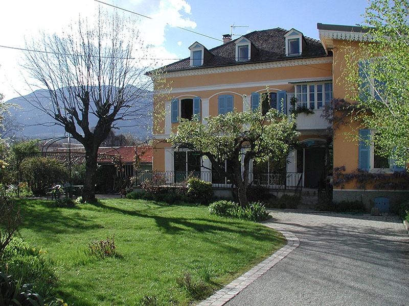 atelier d 39 architecture dufayard logement extension villa d gap 05. Black Bedroom Furniture Sets. Home Design Ideas