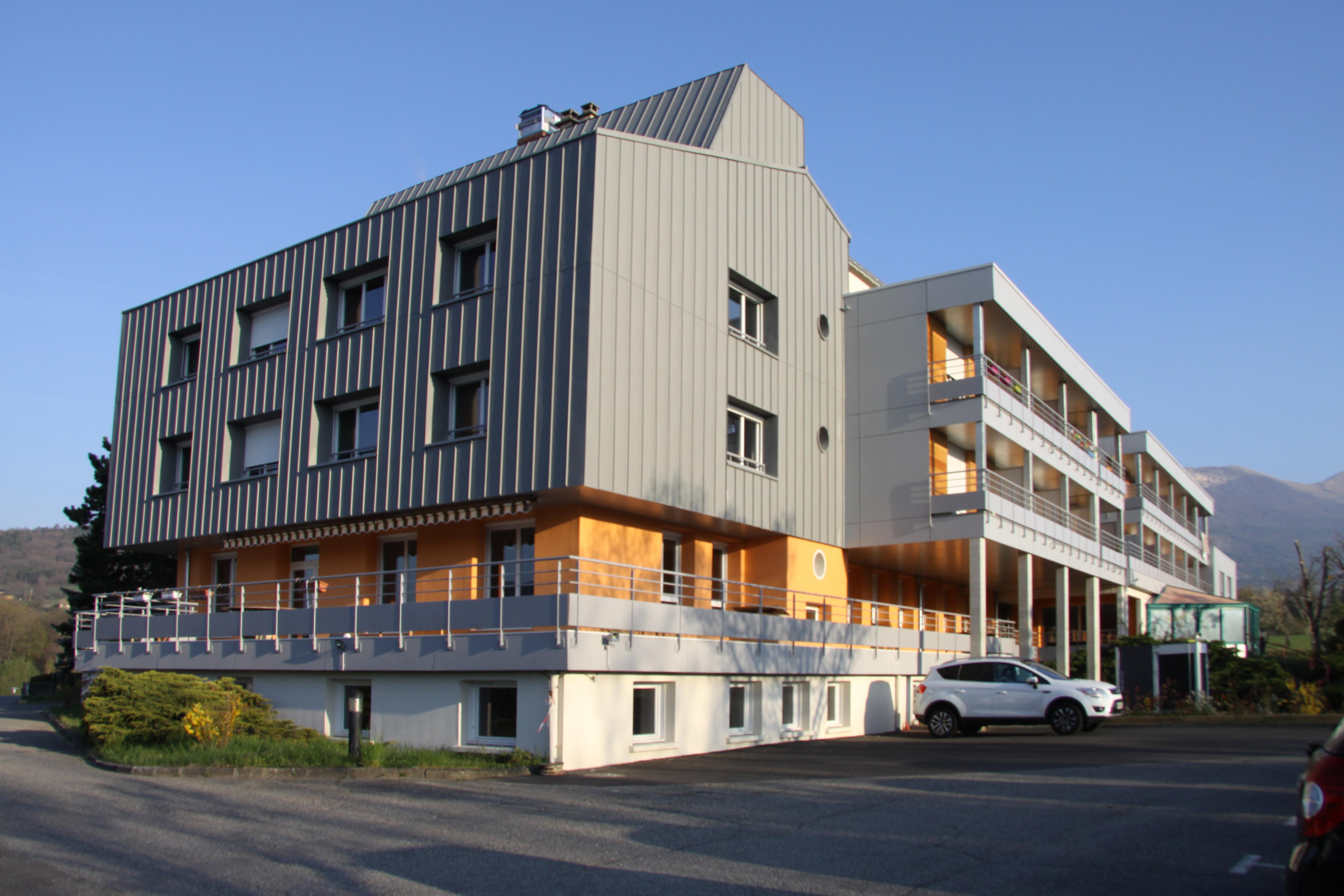 atelier d 39 architecture dufayard logement foyer albert borel apf gap 05. Black Bedroom Furniture Sets. Home Design Ideas