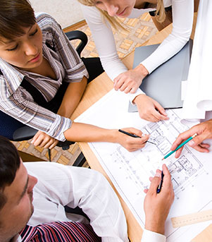 équipe architectes